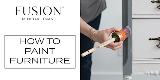 Fusion Mineral Paint 101