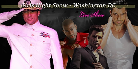Men in Motion Washington DC - LIVE SHOW 21+ tickets