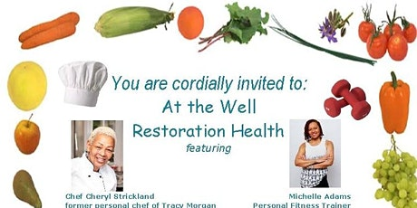 At the Well  Restoration Health tickets