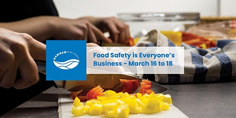 Food Safety is Everyone's Business - Drouin tickets