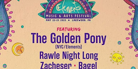 Road to Elements: The Golden Pony, zacheser (Chub Rub) + MORE tickets