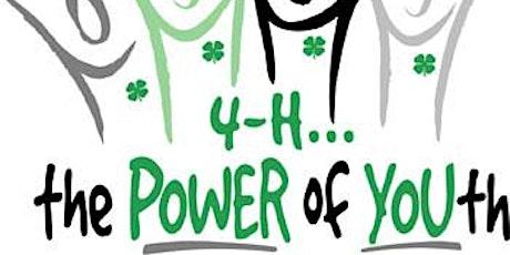 Wakulla 4-H Teen Leadership Summit tickets