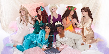 Enchanted Princess Pajama Party - Session 2 tickets