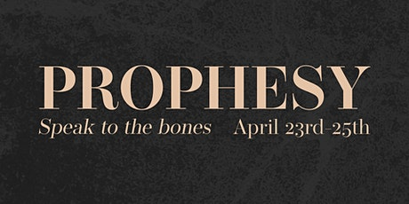 Future Hope Conference 2020 - Prophesy tickets