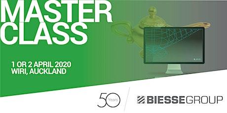 Biesse Auckland Software Master Class tickets
