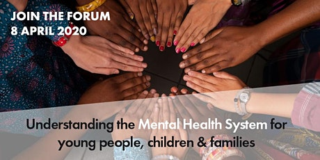 Understanding the Mental Health System for Children, Young People and Families tickets