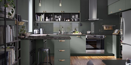 Planning your dream kitchen? We can help! tickets