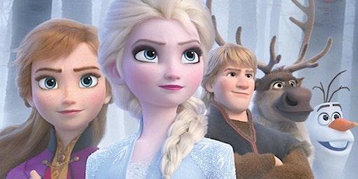 Films with friends - Frozen 2