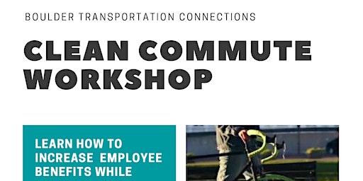 CleanCommute Workshop