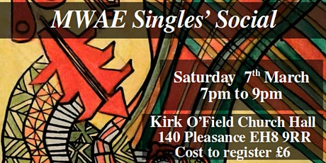 MWAE Muslim Singles' Social tickets