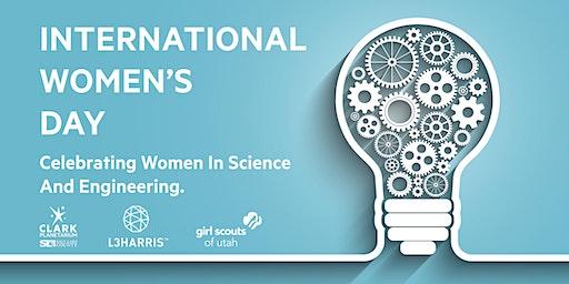 WE3's International Women's Day Celebration