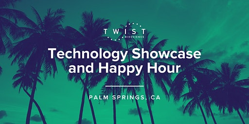 Twist Bioscience Technology Showcase and Happy Hour at ABRF 2020