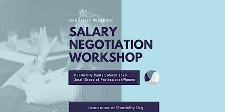 Salary Negotiation Workshop Dublin tickets