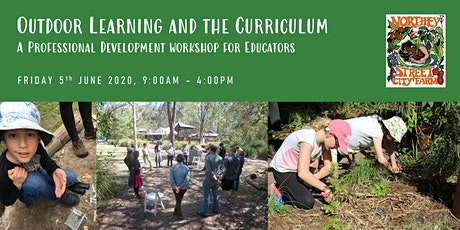 Outdoor Learning and the Curriculum tickets