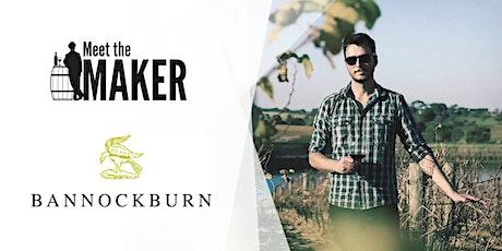 Meet the Maker: 25 Years of Bannockburn with Matt Holmes tickets