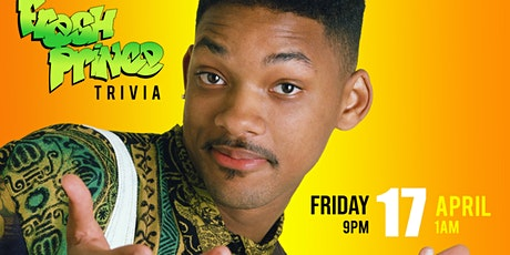 90s TV Show Trivia Night | Fresh Prince of Bel-Air tickets