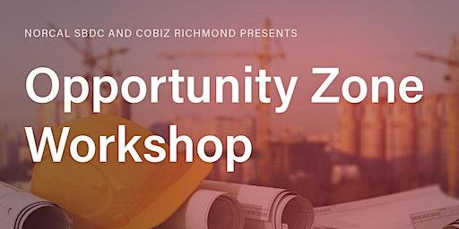 Opportunity Zone Workshop