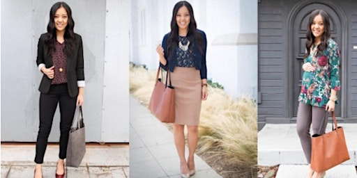 LUNCH & LEARN Change Your Life by Changing your Closet  [Business Style for Entrepreneurs]