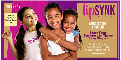Ages 8-17 Young Ladies - Start Your Business in 3-2-1 Easy Steps