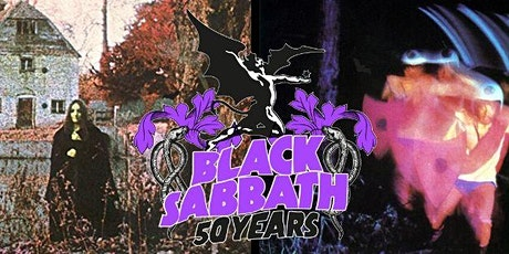 Black Sabbath -  Classic Album Night by the War Pigs Formally Lizard Kings tickets