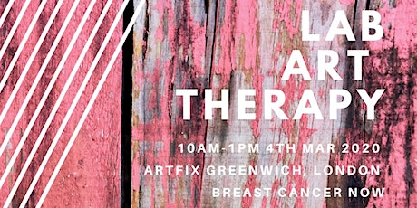 LAB Art Therapy tickets