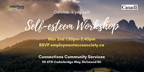 Self-Esteem Workshop tickets