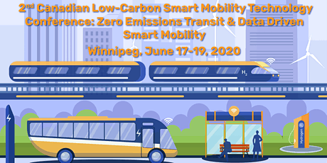 2nd Canadian Low-Carbon Smart Mobility Technology Conference: Zero Emission tickets