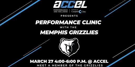 Performance Clinic with the Memphis Grizzlies
