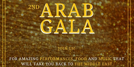 Second Arab Gala tickets