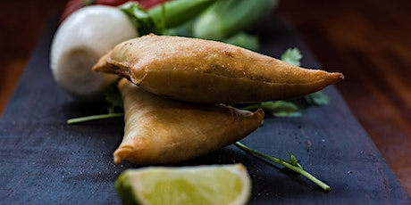 The art of making traditional Samosas - Hands On Class tickets