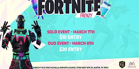 Fortnite Frenzy tickets