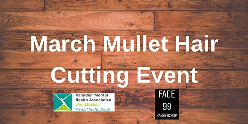 March Mullet Campaign for Men's Mental Health