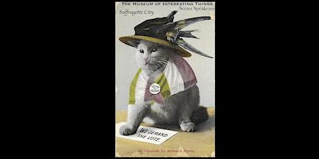 Suffragette City Secret Speakeasy Sun Mar 29th 6pm tickets