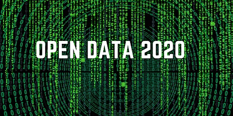 Open Data Day 2020 tickets
