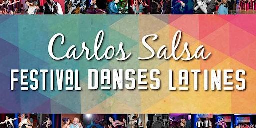 Carlos Salsa Festival Danses Latines 4e édition