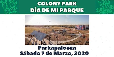 Colony Park Día De Mi Parque tickets
