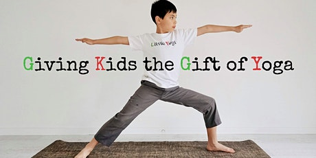 Kids Yoga Teacher Training tickets