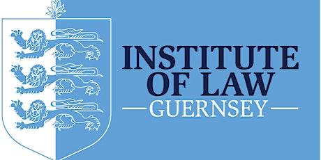 Law Guernsey talk / GILA Quarterly Drinks 2020 tickets