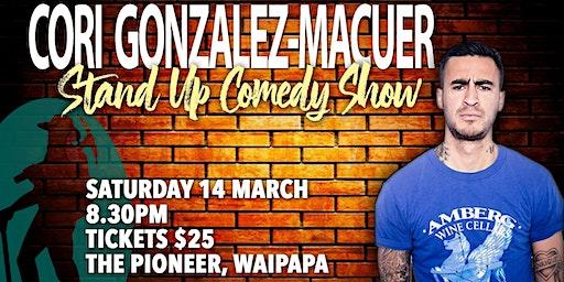 Cori Gonzalez-Macuer Stand-up Comedy Show