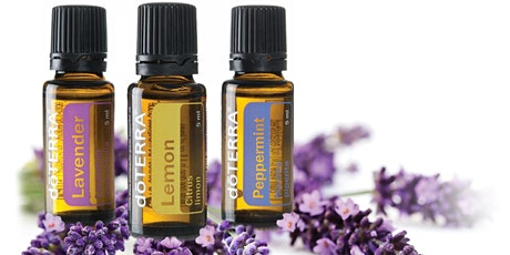ESSENTIAL OILS – A GIFT FROM THE EARTH Workshop tickets