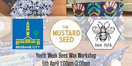 Youth Week Beeswax Wraps tickets