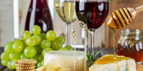 Wine on the Rock: Wine & Cheese tickets