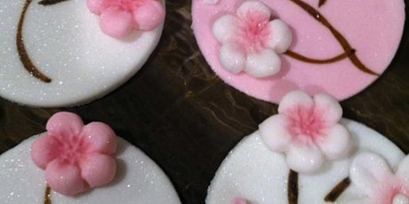 Spring Break Tweens & Teens Cherry Blossom Cupcake Decorating Class at Fran's Cake & Candy Supplies tickets