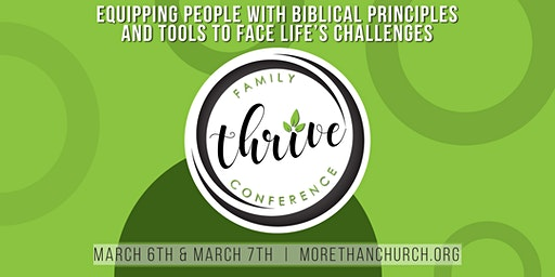 Thrive Family Conference