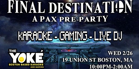 PAX East Pre-Party tickets