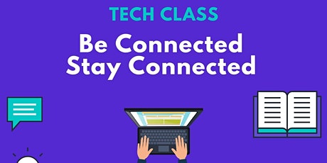 Be Connected - Stay Connected tickets