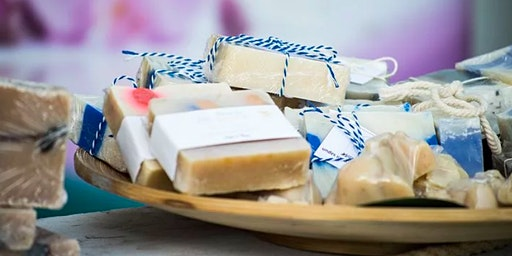 Aroma Therapy Soap Making Class