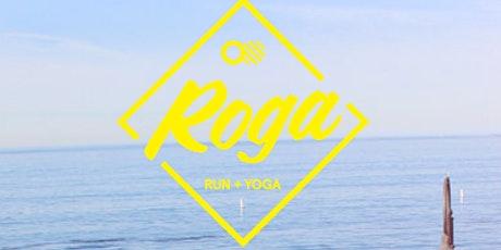 ROGA: Run + Yoga at the Santa Monica Pier tickets
