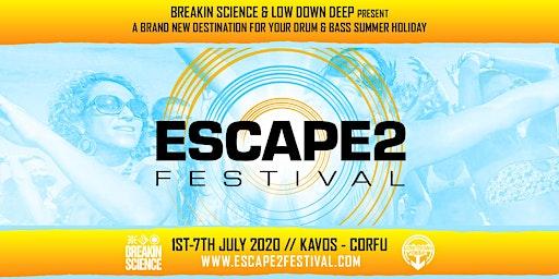 Escape2 Festival - Corfu