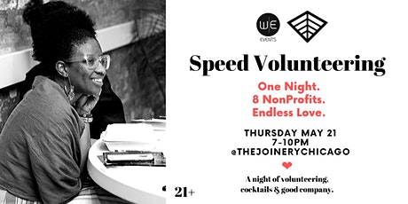 Speed Volunteering tickets